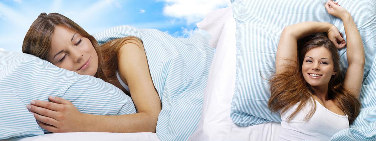 Oczyszczają organizm podczas snu